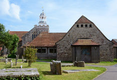 St. Thomas and All Saints Church in Lymington Royalty Free Stock Photography