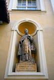 ST Thomas Aquinas, Λουμπλιάνα, Σλοβενία Στοκ φωτογραφία με δικαίωμα ελεύθερης χρήσης