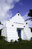 St. Thomas Aquinas Chapel made of Limestone Stock Images