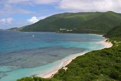 St. Thomas Bay, Virgin Gorda Royalty Free Stock Photography