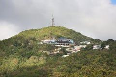 St Thomas, caraibico Fotografie Stock Libere da Diritti