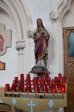 St Thomas Catholic Church foto de stock royalty free