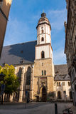 St. Thomas Church, City of Leipzig Stock Photography