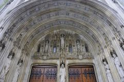 St Thomas Church on Fifth Avenue Royalty Free Stock Photo