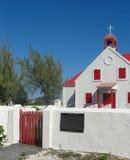 St. Thomas Church, Grand Turk Royalty Free Stock Photo