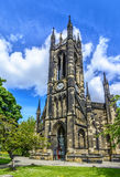 St. Thomas` Church, Haymarket, Newcastle upon Tyne, UK Royalty Free Stock Photography