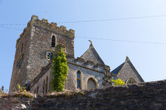St Thomas church Kingswear near Dartmouth Devon Stock Image