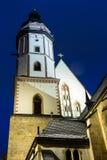 St Thomas church, Leipzig Stock Image