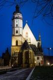 St Thomas church, Leipzig Stock Photos