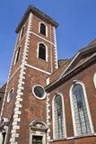 St. Thomas' Church in London Stock Photography