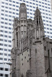 St Thomas Church, 5th Ave, NY Royalty Free Stock Image