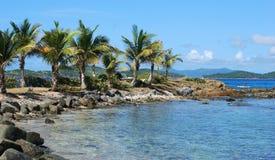 Free St.Thomas Coastline Royalty Free Stock Photography - 5422607