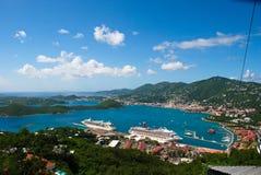 St Thomas, E.U. Ilhas Virgens Imagens de Stock Royalty Free