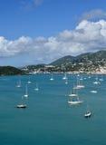 St Thomas, E.U. Ilhas Virgens Fotografia de Stock Royalty Free