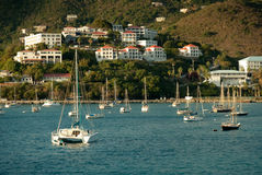St.Thomas, E.U. Virgin Islands Fotos de Stock