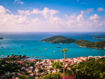 St Thomas Island Stock Photo
