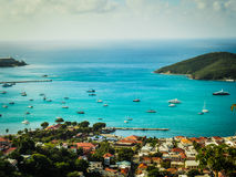 St Thomas Island Royalty Free Stock Photography