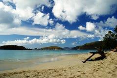 St Thomas, Isole Vergini americane Fotografia Stock Libera da Diritti