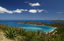 St. Thomas - Magen's Bay  Royalty Free Stock Image