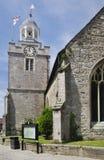 St Thomas & toda a igreja de Saint Imagem de Stock