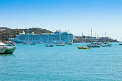 St. Thomas, US Virgin Islands Royalty Free Stock Photo