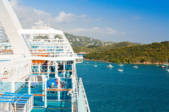 St. Thomas, US Virgin Islands Stock Image