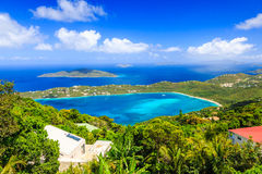 St Thomas, US Virgin Islands. royalty free stock images