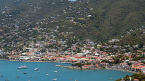 St thomas, US Virgin Islands Stock Photography