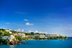 St. Thomas, Usa Dziewicze wyspy Fotografia Stock