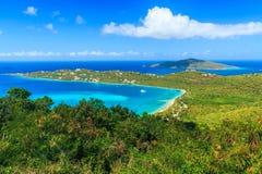 St Thomas, USA Dziewicze wyspy Fotografia Stock