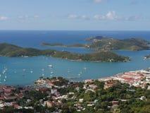 St Thomas, USA Dziewicze wyspy Obrazy Stock