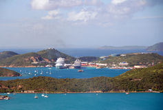 St Thomas, USVI Stock Images