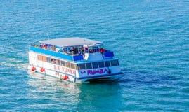 La Rumba Party Boat royalty free stock photography