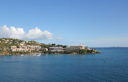St. Thomas, USVI Royalty Free Stock Photography