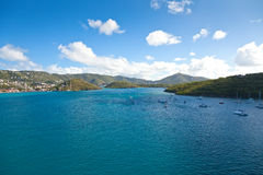 St. Thomas USVI Stock Image