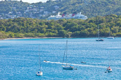 St. Thomas USVI Stock Photos