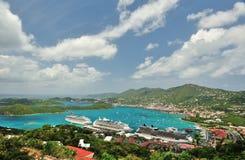 St Thomas Virgin Islands Fotografía de archivo libre de regalías