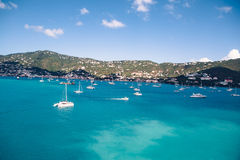 St.Thomas Virgin Islands Stock Photo