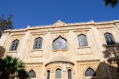 St Titus church, Heraklion. Royalty Free Stock Images
