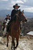 St Todor 's dag Het ras met paarden en van de paardentrekkracht karren met zwaar opent Todorov-dag het programma Stock Fotografie