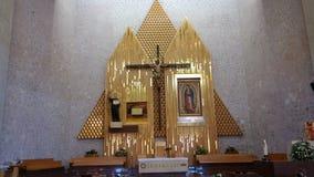 St Toribio RomoÂ的教会 免版税图库摄影