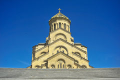 St. Trinity cathedral Royalty Free Stock Image
