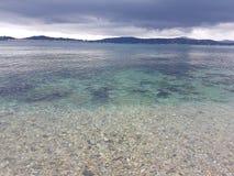 St Tropez от далеко Стоковые Изображения