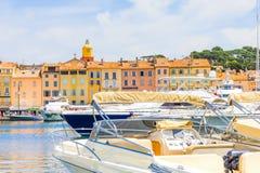 St Tropez, Франция стоковая фотография