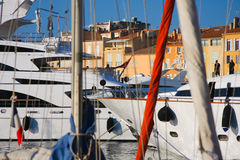 St Tropez Royalty Free Stock Image