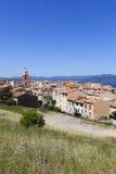St Tropez стоковое изображение