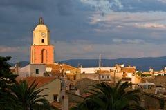 St.Tropez em France imagens de stock royalty free