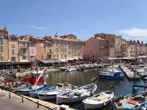 St Tropez, França Imagens de Stock Royalty Free