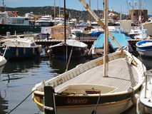 St.Tropez, France Royalty Free Stock Photo