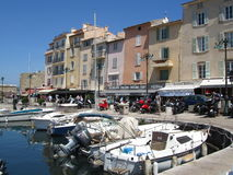 St Tropez, France Stock Photography